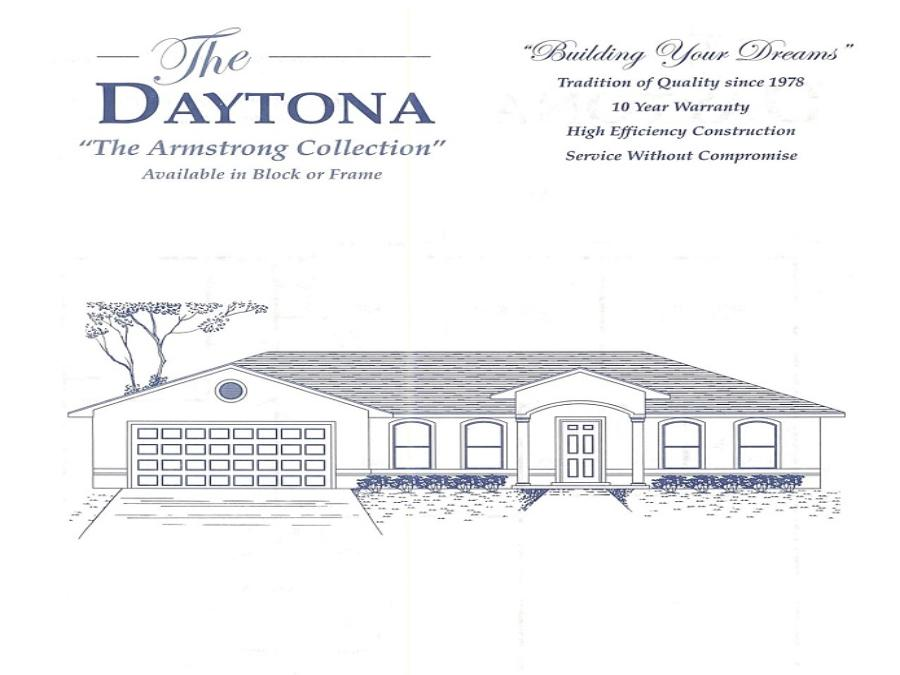 Marion oaks new home community in ocala fl armstrong for Armstrong homes floor plans