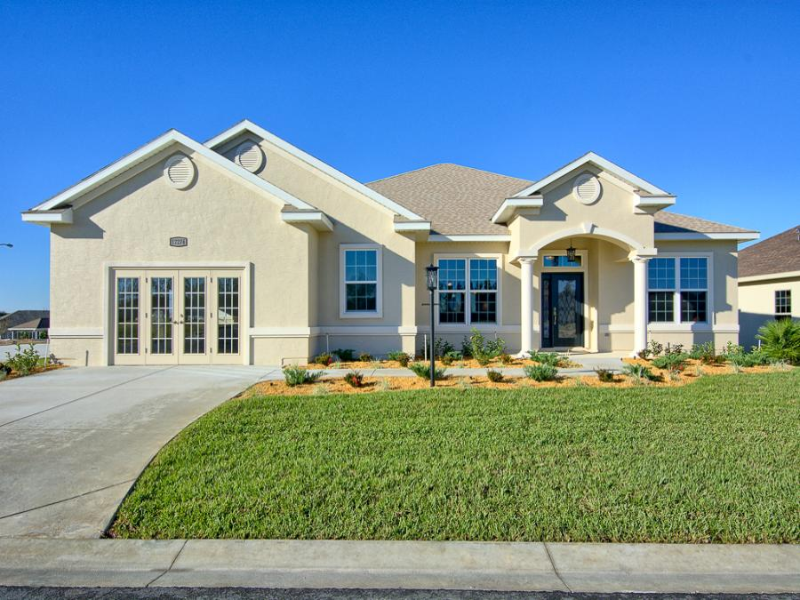 Frontier Model A 3 Bedroom 2 Bath Home In Stonecrest A