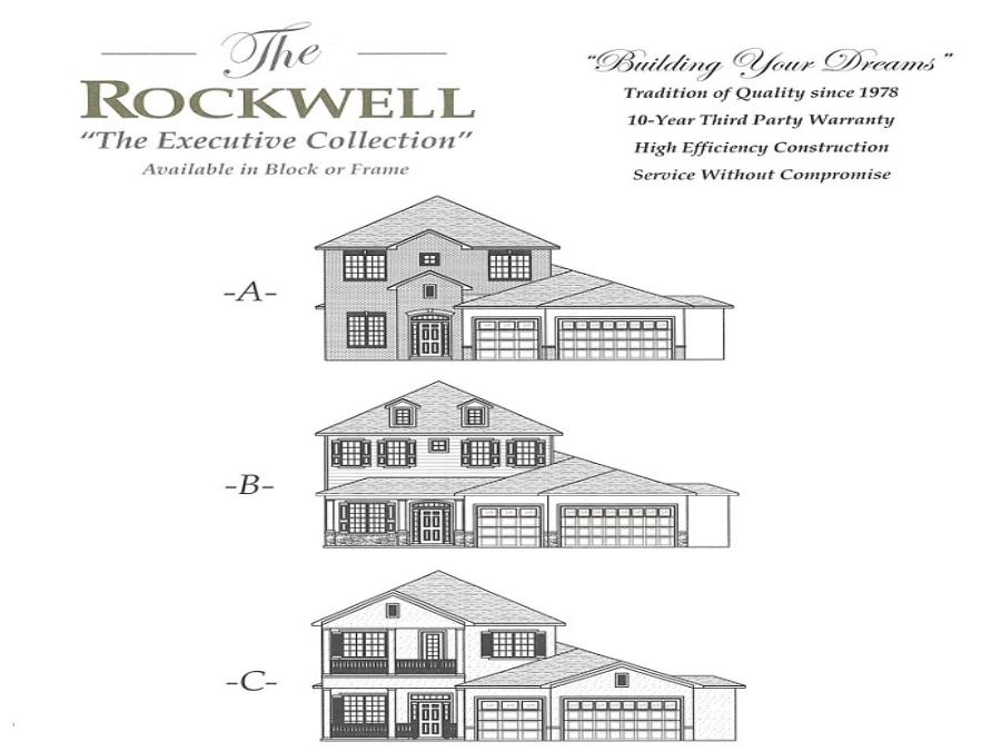Rockwell - Elevation 1