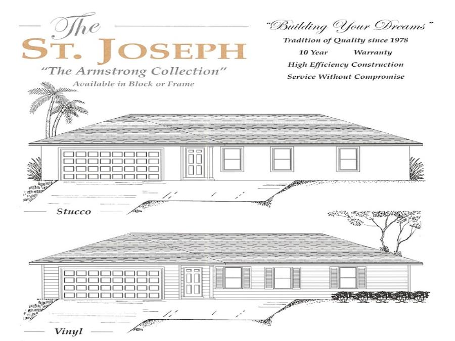 St. Joseph - Elevation 1